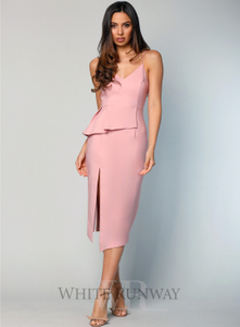 BECAUTIFUL MIDI JANIE DRESS