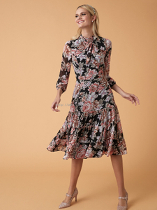FALL MY WAY DRESS